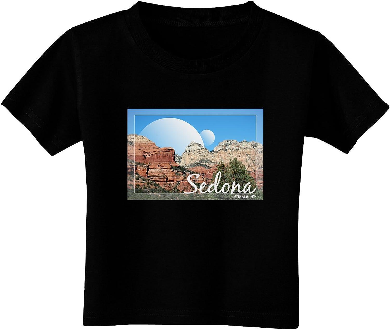 TooLoud Abstract Sedona Infant T-Shirt Dark