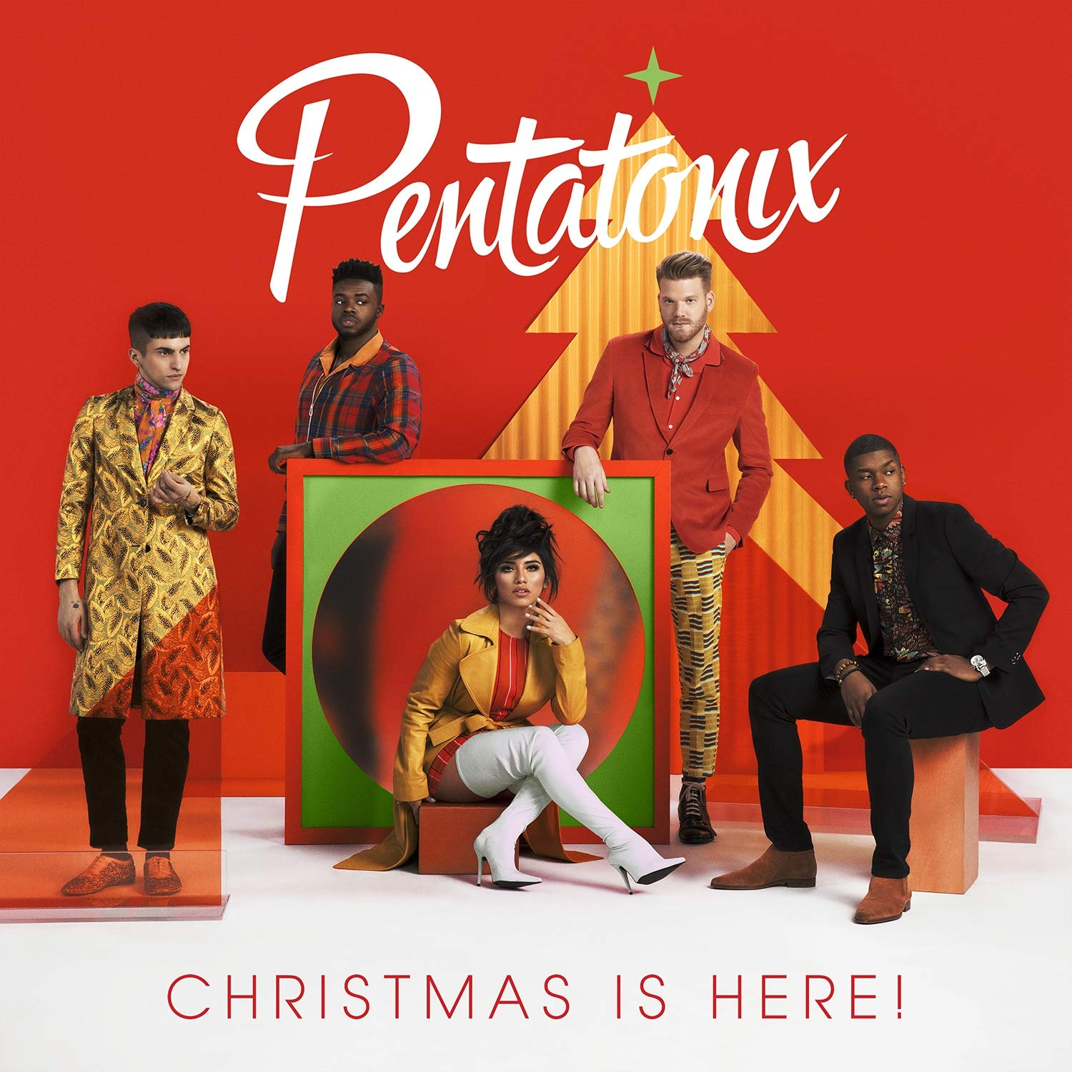 Ptx Christmas Special 2020 Pentatonix   Christmas Is Here!   Amazon.Music