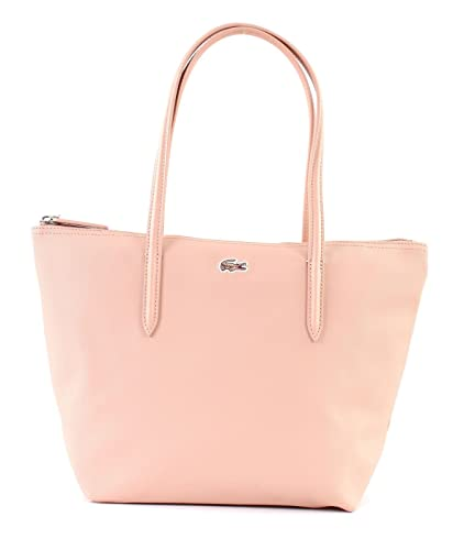 LACOSTE L.12.12 Concept S Shopping Bag Rose Cloud  Amazon.co.uk  Shoes    Bags 497580d8eca