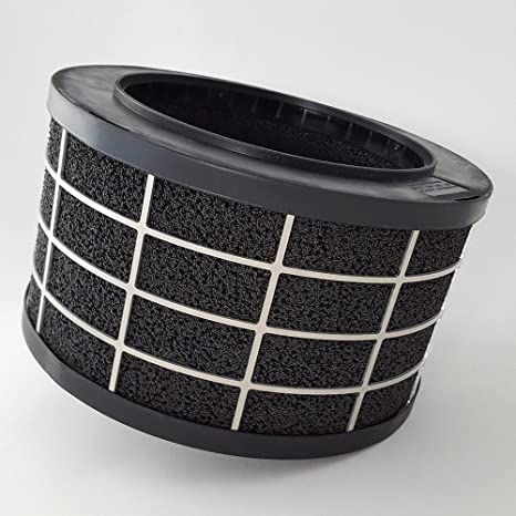 Filtro de plasma universal PlasmaNorm Rondo para campanas extractoras, para recirculación, circulación de aire, purificador de aire y todas las campanas extractoras convencionales: Amazon.es: Grandes electrodomésticos