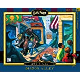 New York Puzzle Company - Harry Potter Diagon Alley - 500 Piece Jigsaw Puzzle
