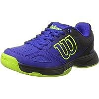 Wilson Kaos Comp Jr, Zapatillas de Tenis Unisex