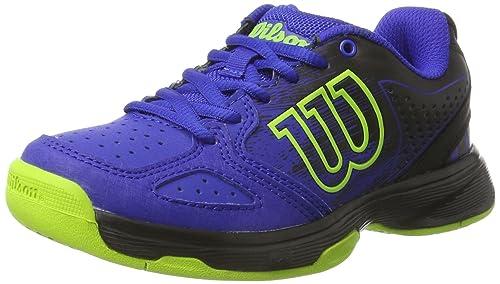 Wilson Kaos Comp Jr, Zapatillas de Tenis Unisex Niños