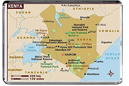 Condor vous ouvre les portes du Kenya grâce à ses vols pas chers pour Mombasa.