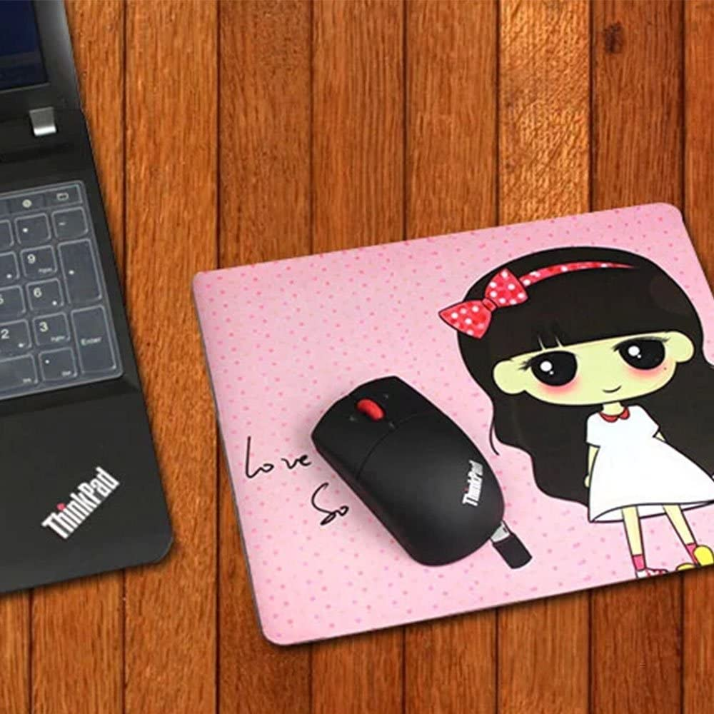 X 7 Inch X 1//8 Mouse Pad with Sunflower Field Non-Slip Neoprene Rubber desktop//computer mouse mat 180mm 220mm Size: 9 Inch 3mm