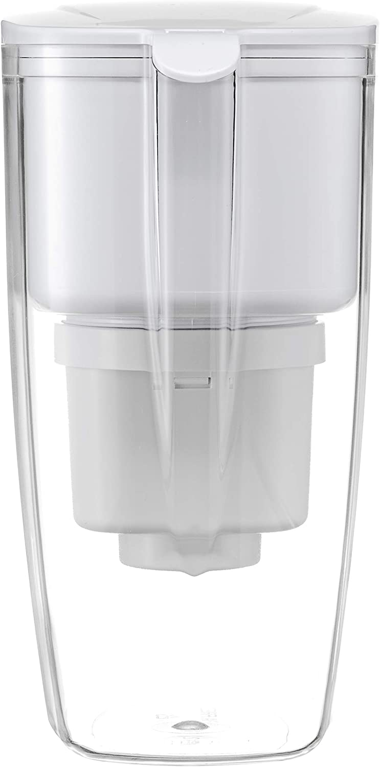 Aquagear 8 Cup BPA-Free Water Filter Pitcher