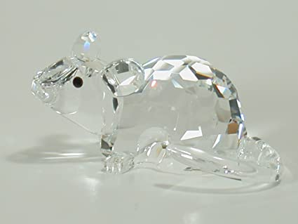 9743b27ba Image Unavailable. Image not available for. Color: Swarovski Crystal  Figurine ...