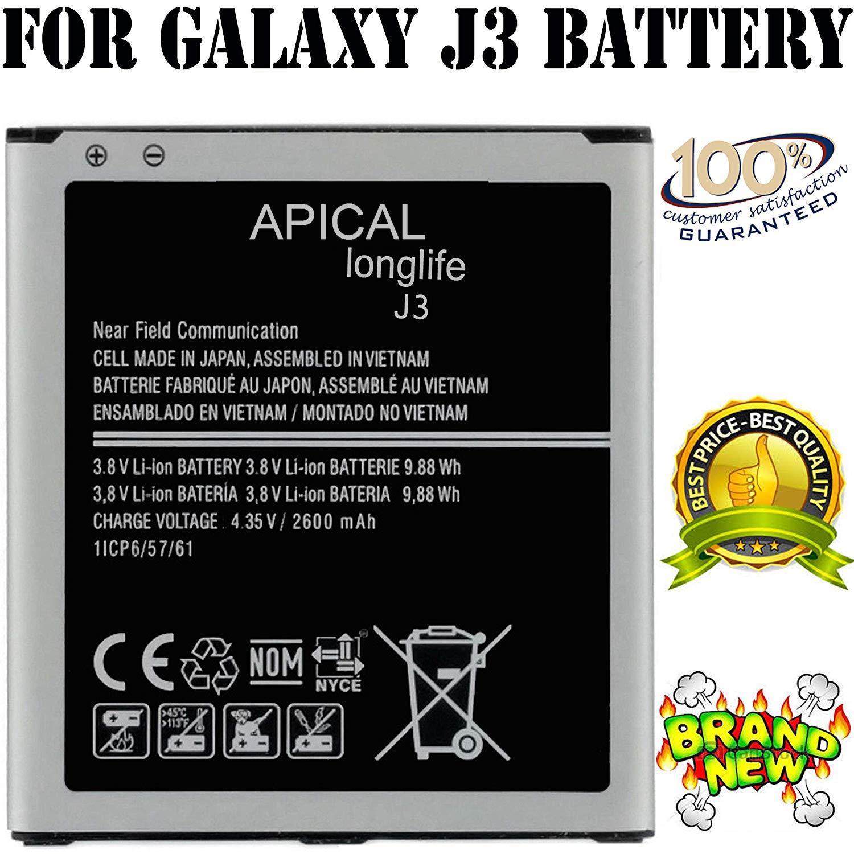 Bateria Celular Apical Longlife para Galaxy J3 EB BG530BBU SM G530 J3 Batería de repuesto