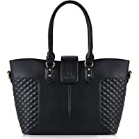 Fanspack Womens Handbag PU Leather Handbags Ladies Shoulder Bag Crossbody Handbags and Purses
