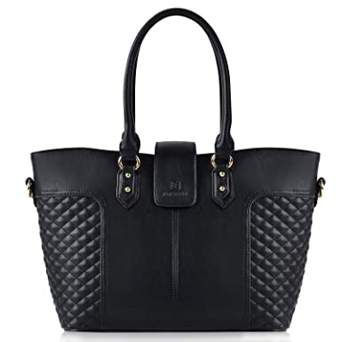 b796724e9f9f Amazon.com  Black Purse