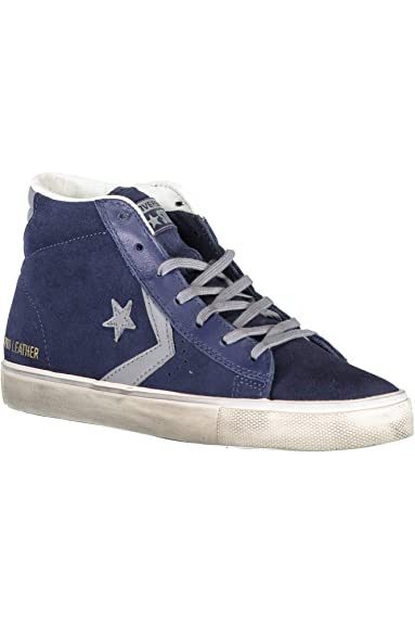Converse Unisex Adults' Lifestyle Pro Leather Vulc ...
