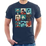 Final Fantasy 7 Pop Art Men's T-Shirt