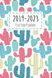 2019-2023 Five Year Planner: Monthly Schedule Organizer, Agenda Planner For The Next Five Years, Appointment Notebook, Monthly Planner, Action Day, Passion Goal Setting (2019-2023 Planner)