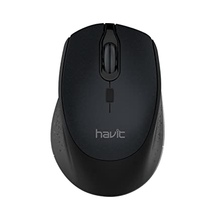 df9df8c0132 Havit 2.4G Wireless Mouse 2000DPI Optical Mini Portable Mobile with USB  Receiver, 3 Adjustable