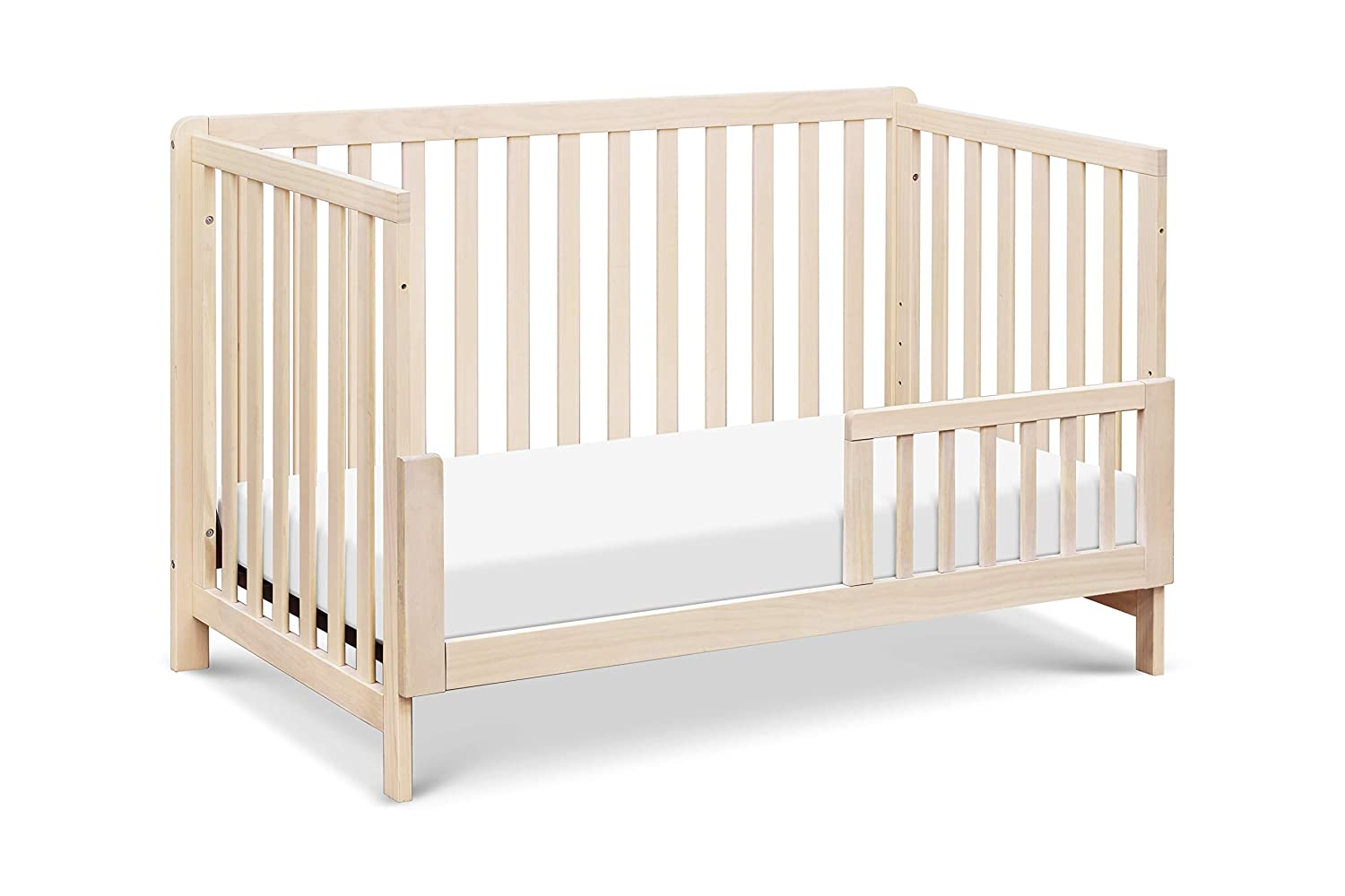 Carters by Davinci Colby 4-in-1 Convertible Crib Washed Natural