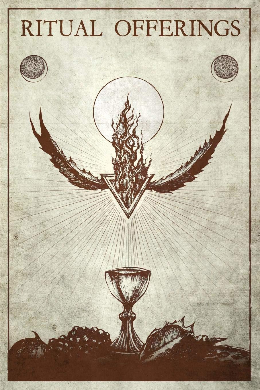 Amazon com: Ritual Offerings (9780998708126): Aaron Leitch