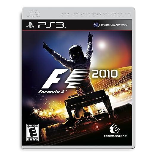 F1: 2010  PS3  Games