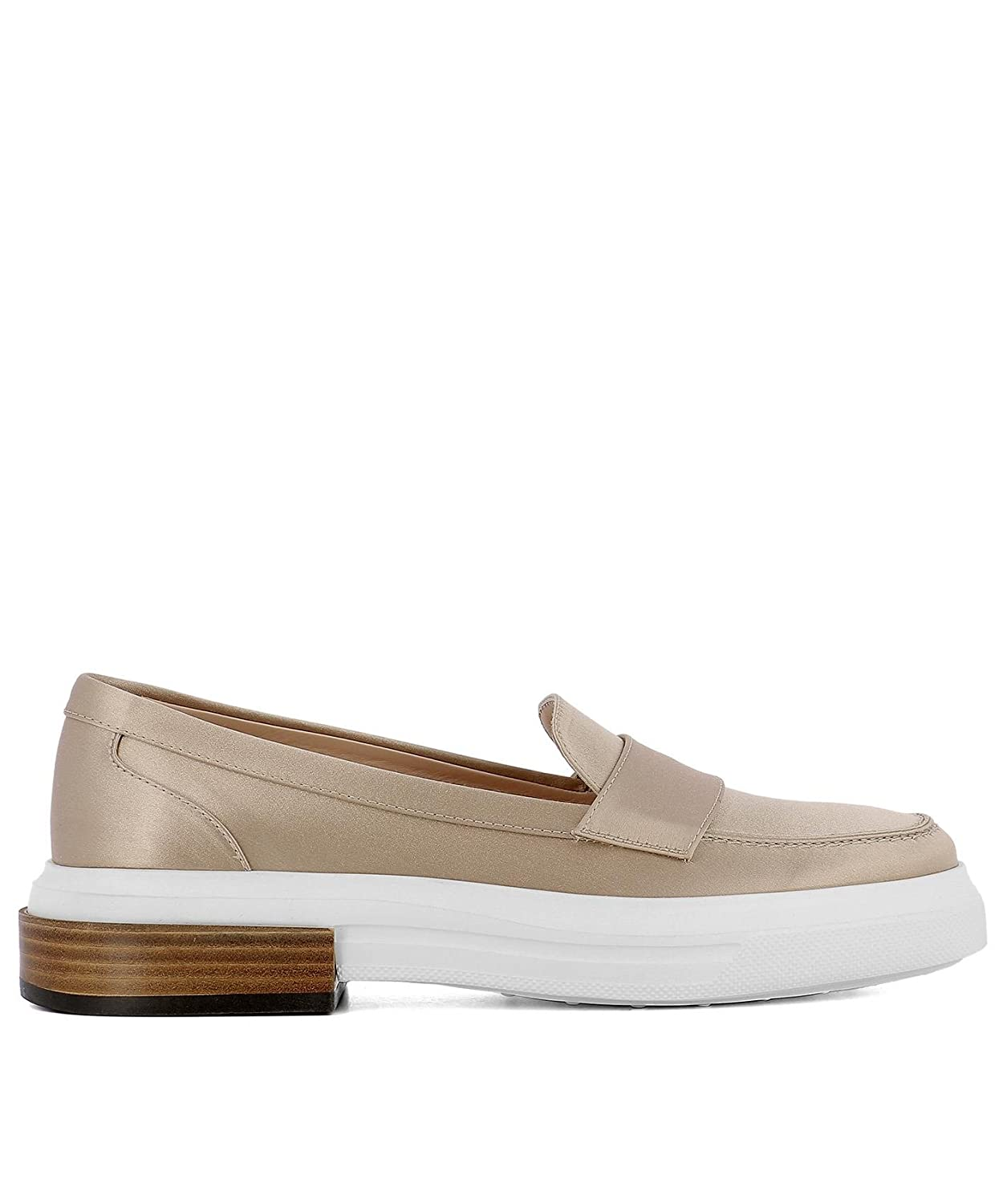 Tods Mocasines Para Mujer Beige Beige It - Marke Größe, Color Beige, Talla 38.5 IT - Marke Größe 38.5: Amazon.es: Zapatos y complementos