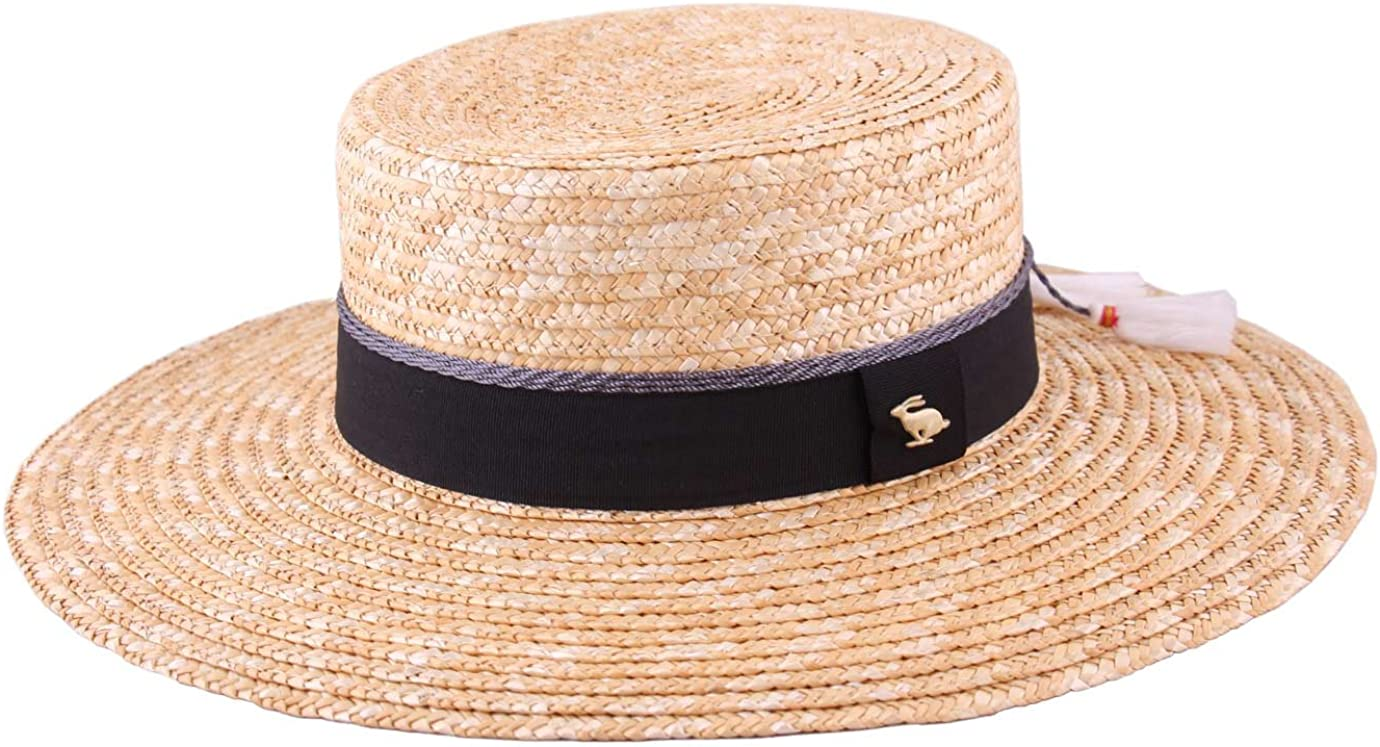 Peter Grimm Womens Teresa Boater Hat