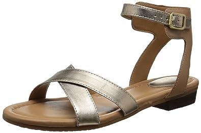 0bb15eab4 Clarks Women s Viveca Zeal Gladiator Sandal