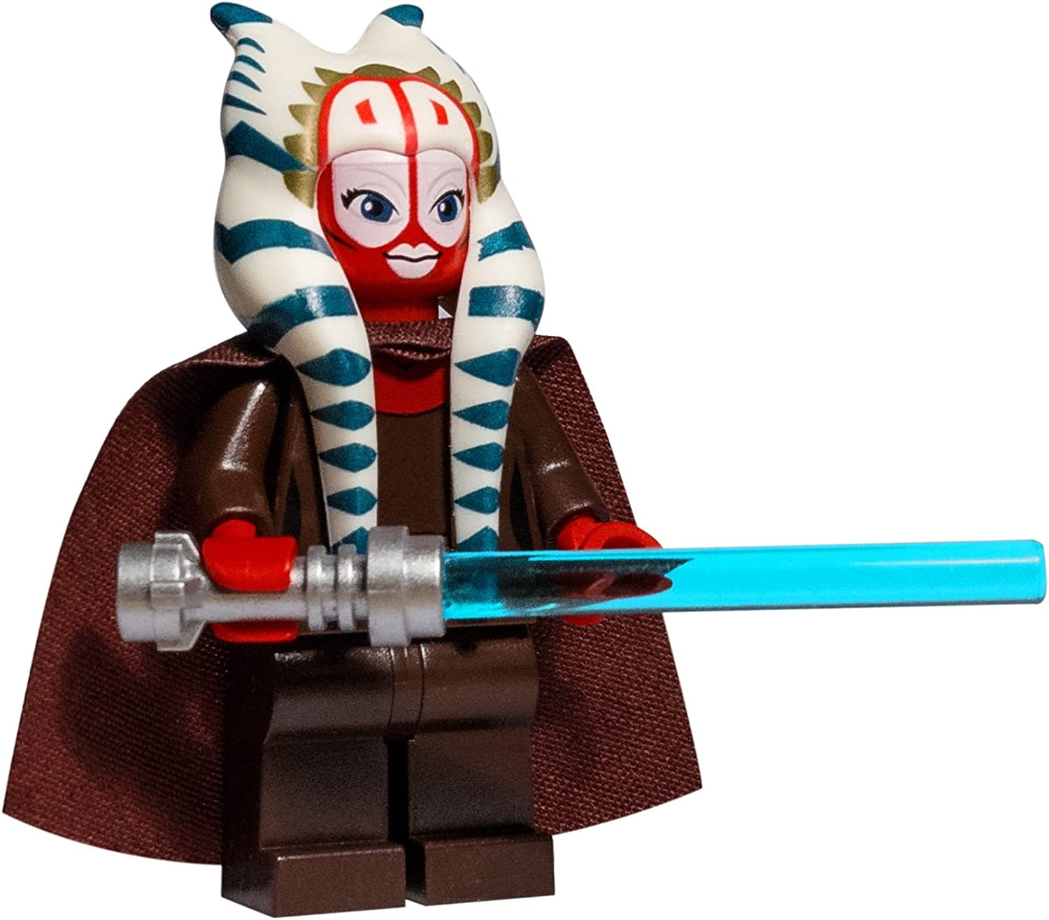 LEGO Star Wars Clone Wars Minifigure - Shaak Ti with Lightsaber