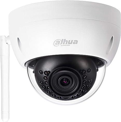 Opinión sobre Dahua IPC-HDBW1320E-W - Cámara IP WiFi 3MP Domo IP67 (Interior y Exterior)