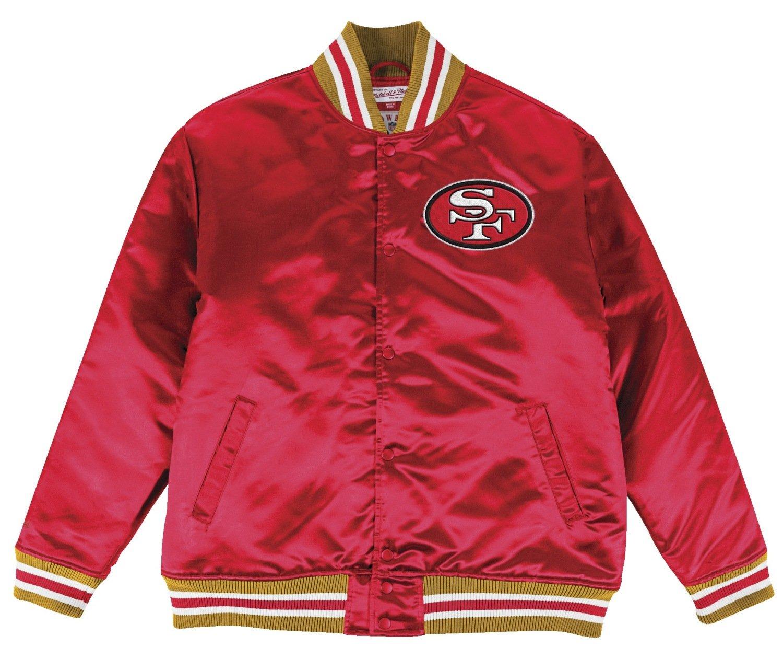 check out 372fa 863e7 Amazon.com : San Francisco 49ers Mitchell & Ness NFL ...