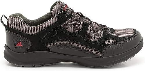 Clarks Wave Vista Suede Shoes in Black