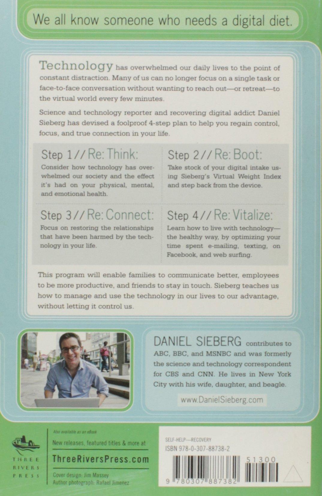 steps of digital diet plan