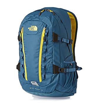 1905f92902 THE NORTH FACE Big Shot II Backpack Multi-Coloured Diesel Blue/Acid Yellow  Size