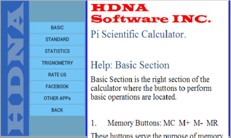 amazon com pi scientific calculator appstore for android