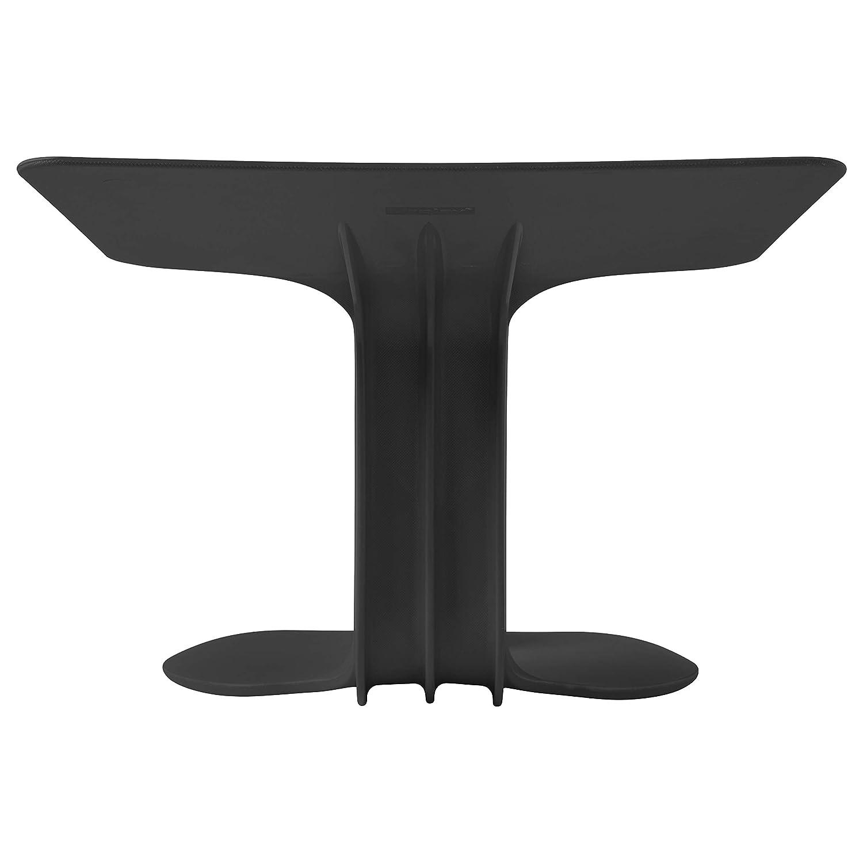 Mesa de escritorio port/átil ECR4Kids The Surf color negro