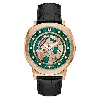 amazon ブローバ bulova 腕時計 mens accutron ii watch 日本製