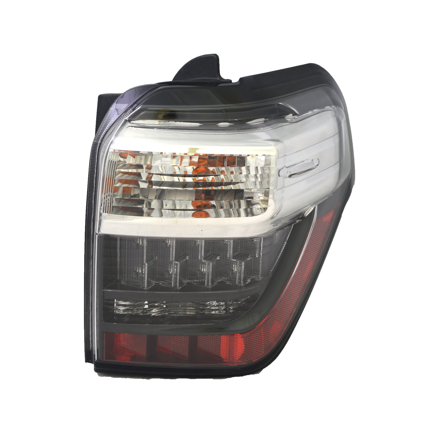 PartsChannel TO2819152OE OE Replacement Tail Light Assembly