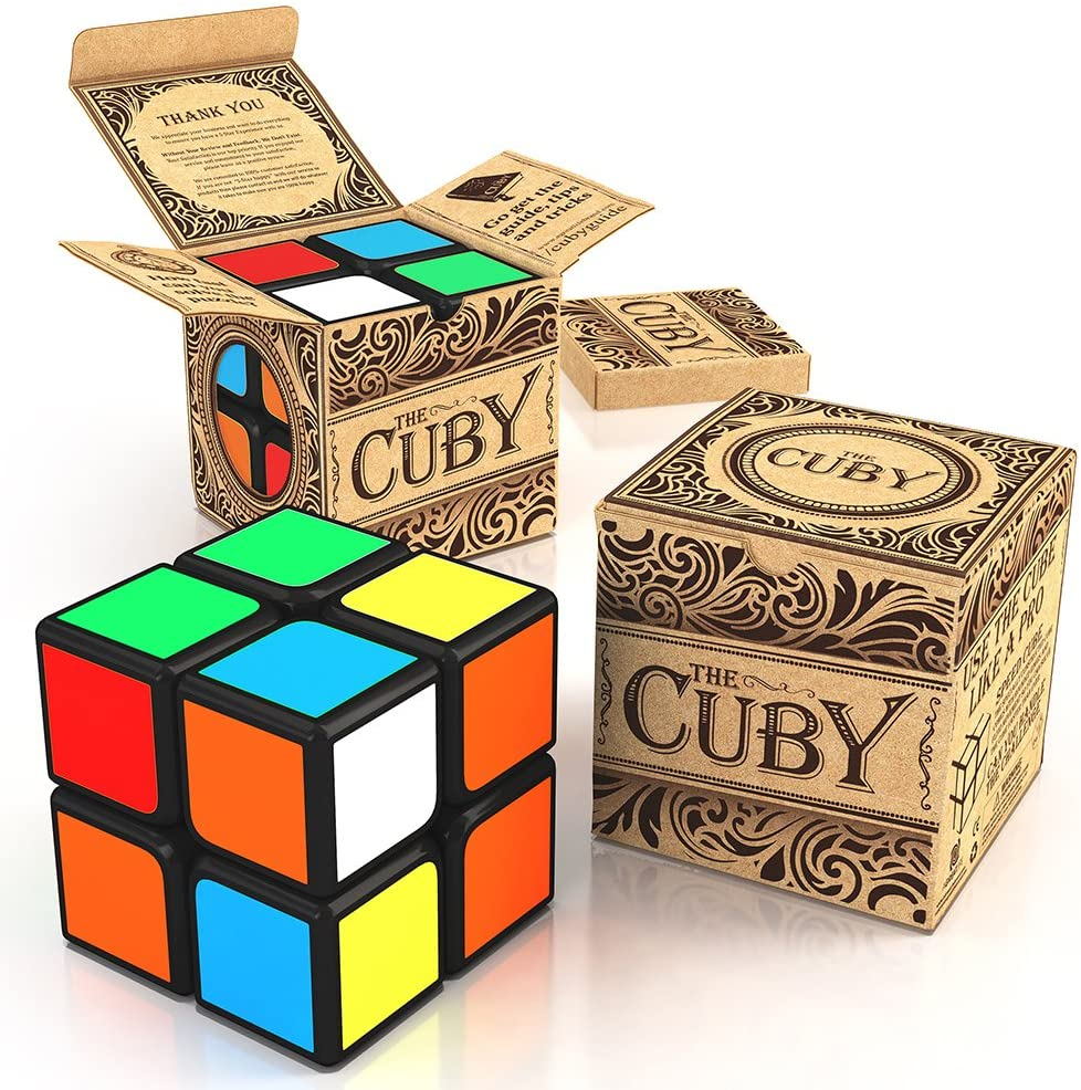 aGreatLife Cuby 2x2
