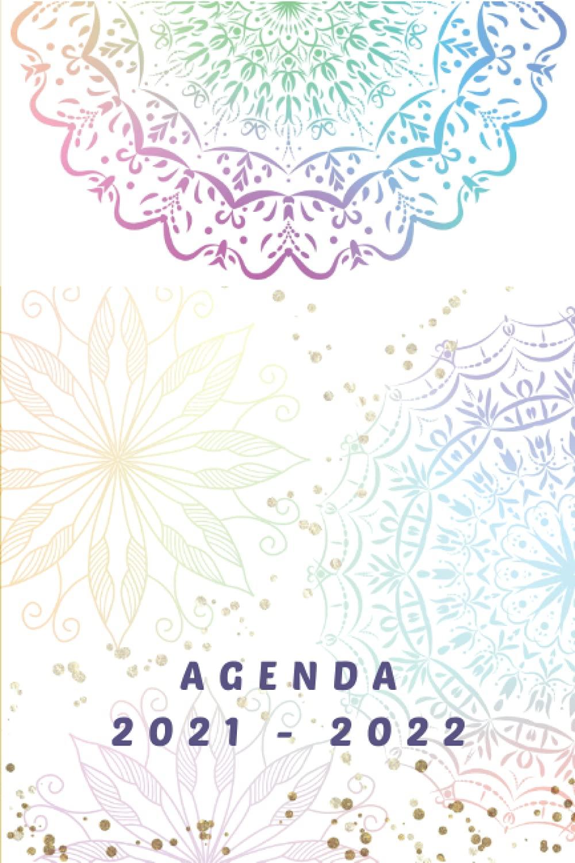 Calendrier Serie A 2022 2023 Agenda Semainier 2021 2022: Agenda Organiseur A5 de Août 2021 à
