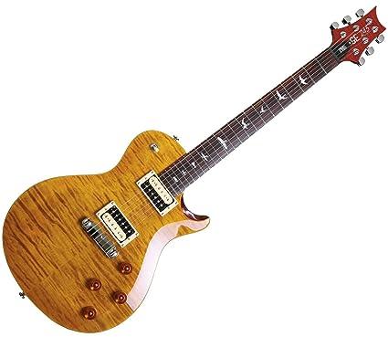 PRS SE245 Vintage Yellow-Guitarra Eléctrica de 6 Cuerdas