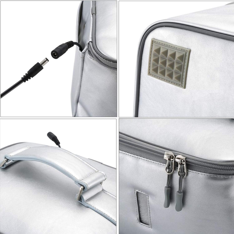 Sucastle UV disinfezione Box ozono USB Lamp Doppia sterilizzazione Box UVC Banda interfaccia Pulizia Personale Ultraviolet Spazzolino Sanitize