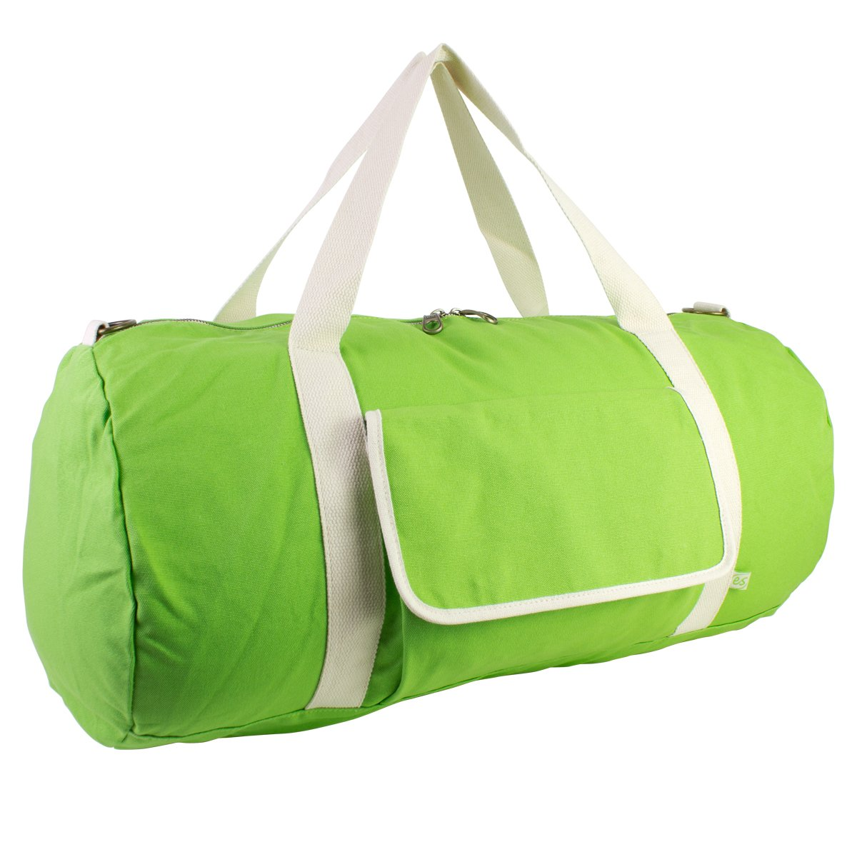 Eastsport Natural Cotton Collection Duffel