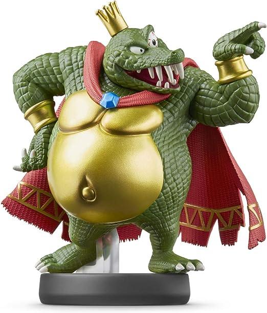 Nintendo Iberica - amiibo King K. Rool: Amazon.es: Videojuegos