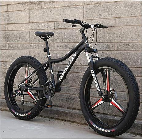 Qj Bicicletas De Montaña, Bicicleta De Montaña Rígida De Acero Al ...