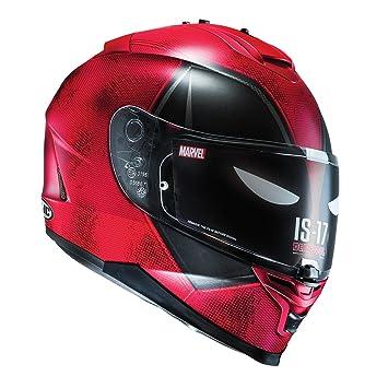 Casco de moto deportivo JHC IS-17, de cara completa, edición limitada de