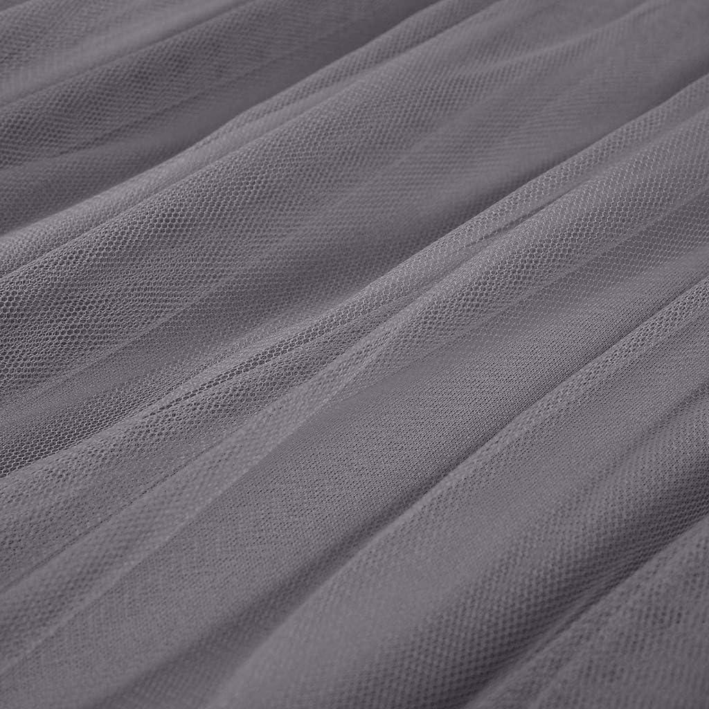 SIN vimklo Women Elegant Sequin Maternity Gown Dress Crew Neck Pregnancy Skirts