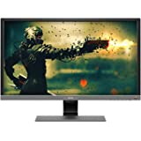 BenQ 28 inch 4K Gaming Monitor (EL2870U), UHD, 3840x2160, HDR, Free-Sync, 1ms Response Time, Eye-Care, Brightness Intelligence Plus, HDMI, DP, Built-in Speakers