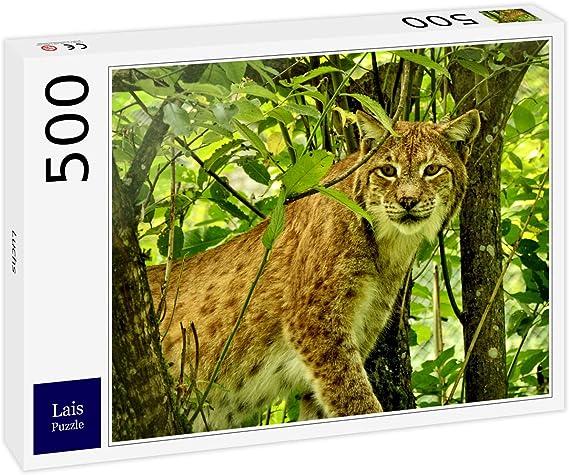 Lais Puzzle Lince 500 Piezas: Amazon.es: Juguetes y juegos