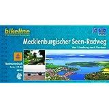 Bikeline Radtourenbuch  Mecklenburgischer Seen-Radweg. Von Lüneburg nach Usedom, 1 : 75 000, wetterfest/reißfest, GPS-Tracks Download