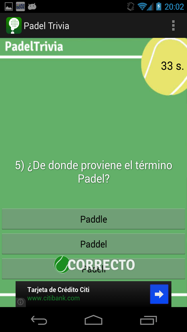 Amazon.com: Padel App: Appstore for Android