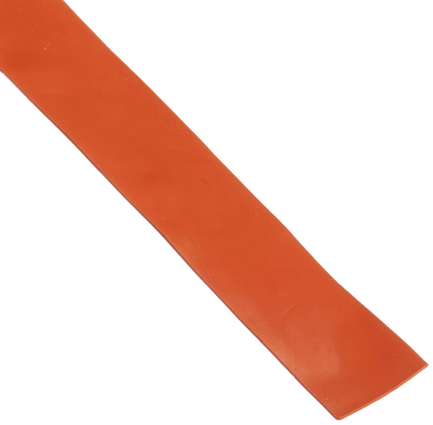 No Backing Silicone Sheet Red 0.5 Width 36 Length Rubber-Call Industrial 36-005R-05m-005-036 0.5 mm Thickness 36 Length 50A Durometer Smooth Finish 0.5 Width