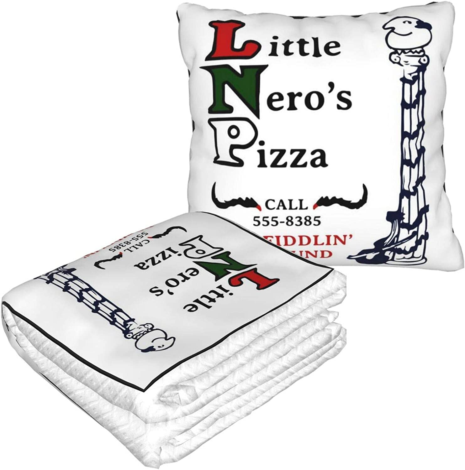 Little Neros Pizza Home Alone Super Soft Travel Blanket Blanket Cushions Throw Blanket Airplane Blanket Warm Quilt Rest