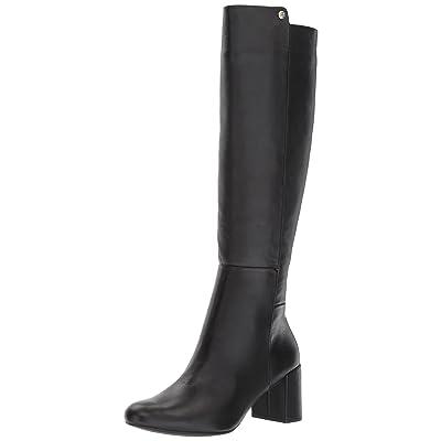 Taryn Rose Women's Carolyn Silky Cow Fashion Boot | Knee-High